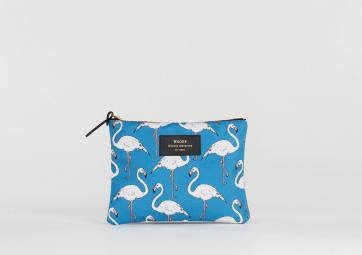 Grande pochette Flamingo - WOOUF