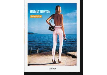 Livre Newton Polaroids - TASCHEN