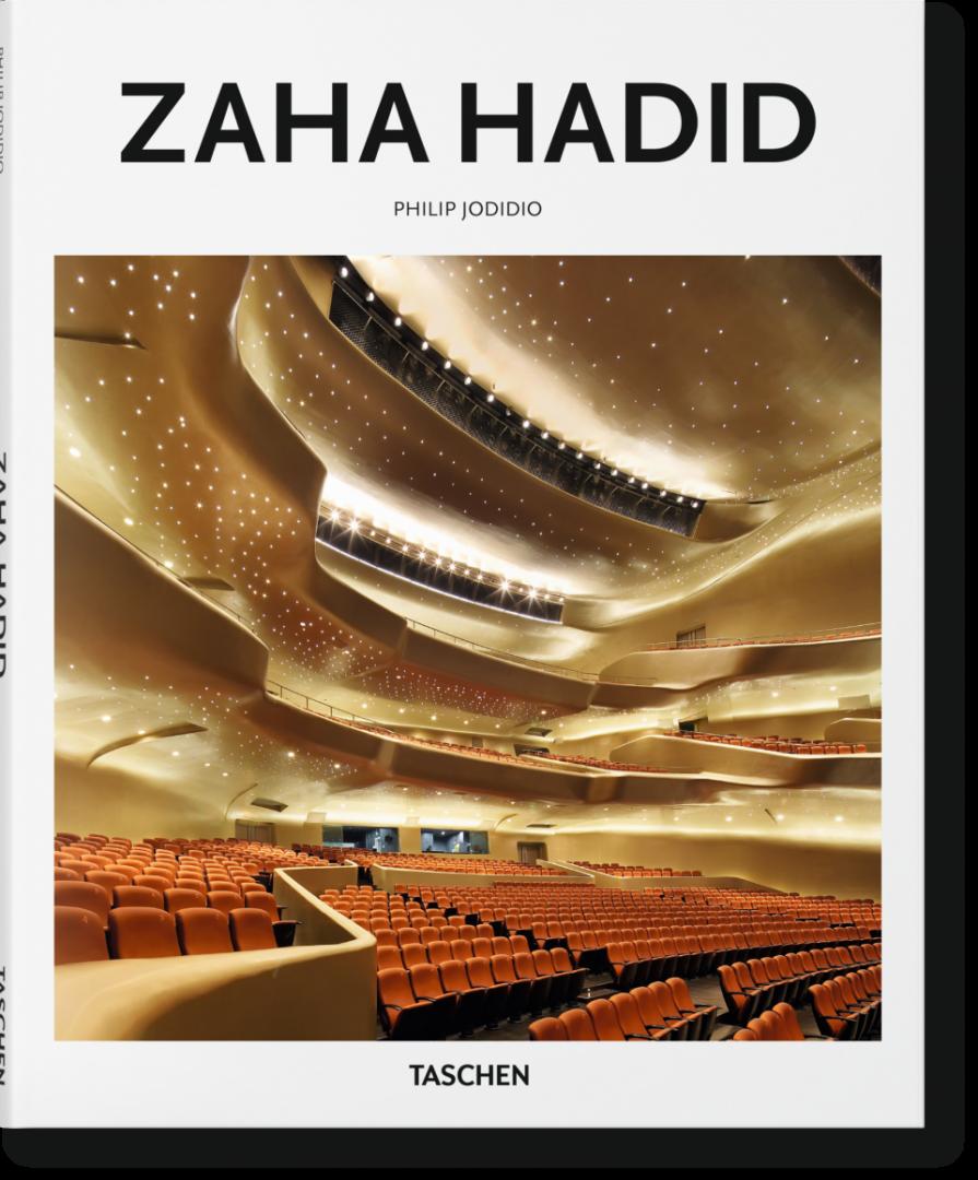 Livre Zaha Hadid - TASCHEN