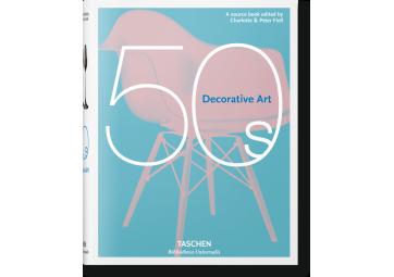 Livre Decorative art 50's - TASCHEN