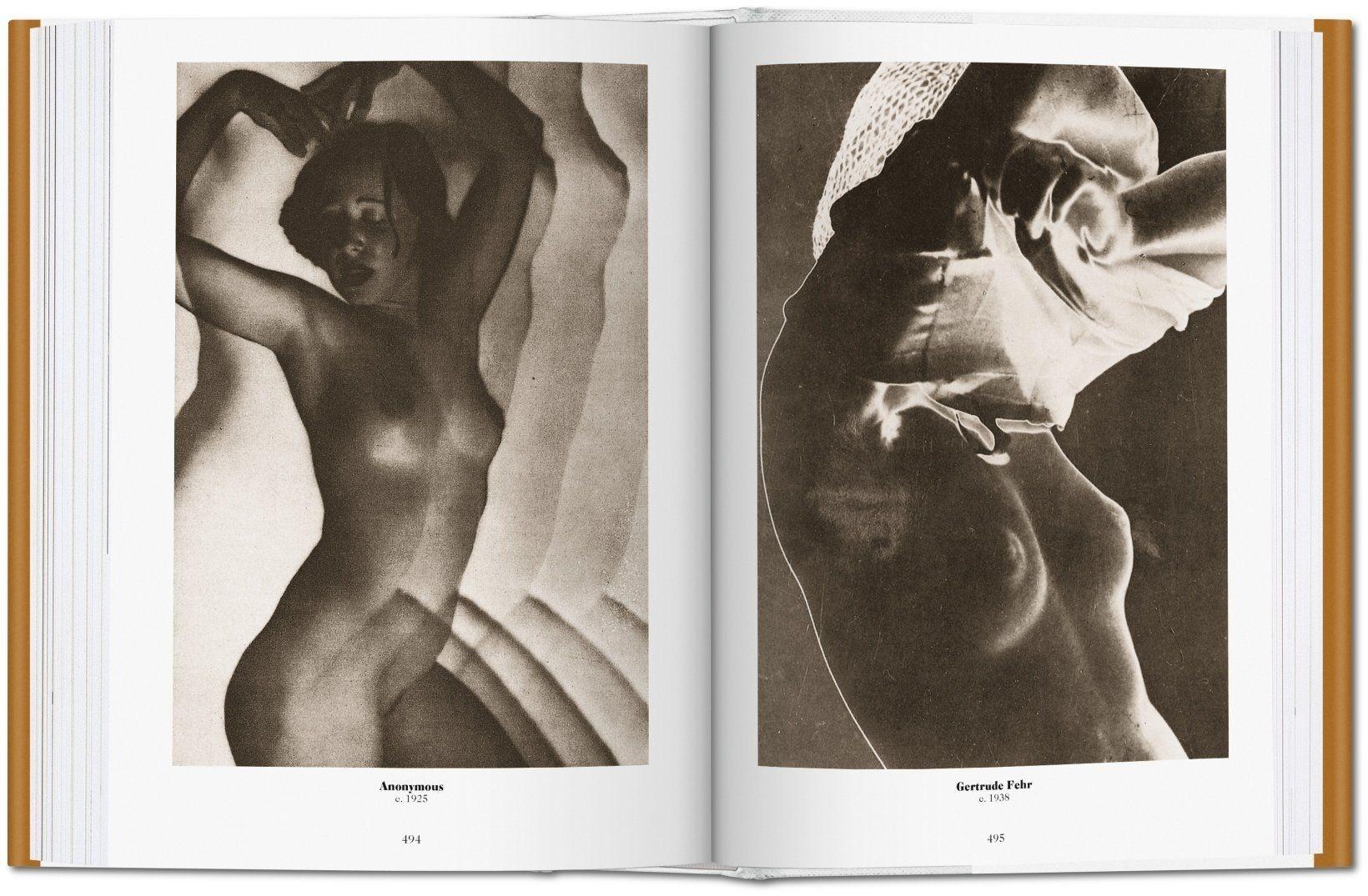 Livre 1000 nudes - TASCHEN