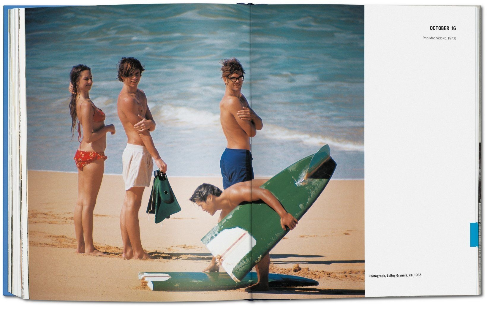 Livre Day by Day Surfing - TASCHEN