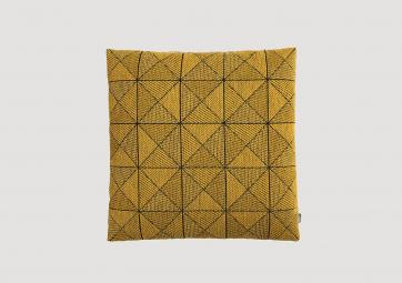 Coussin Tile 50x50 jaune - MUUTO