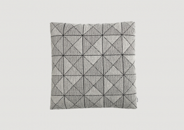 Coussin Tile 50x50 gris - MUUTO