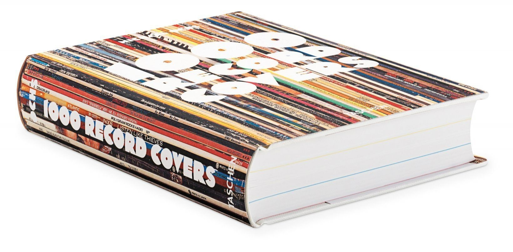 Livre Record Covers - TASCHEN