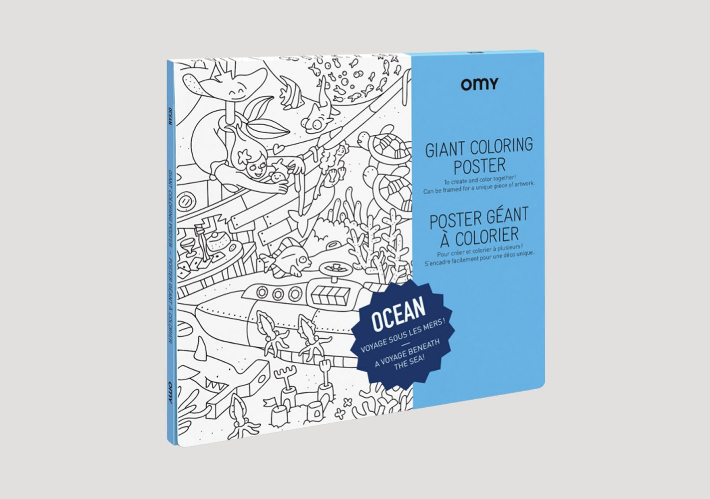 Poster Ocean - OMY