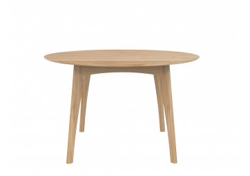 Table Osso chêne diamètre 120cm - ETHNICRAFT