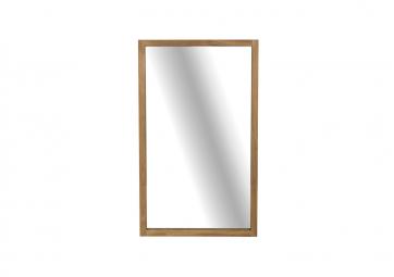 Miroir Light Frame en chene - ETHNICRAFT