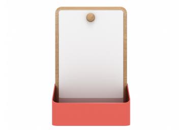 Boîte + miroir Pin box - UNIVERSO POSITIVO