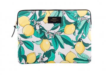 "Housse Lemon Macbook 13"" - WOOUF"