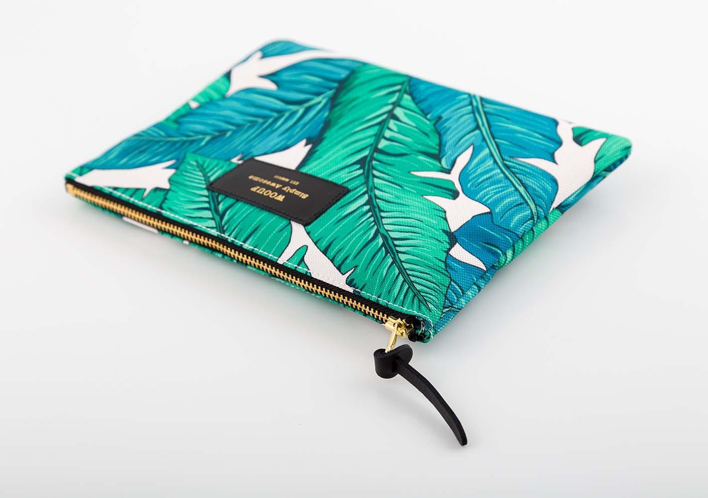 Grande pochette Tropical - WOOUF