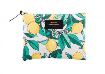 Grande pochette Lemon - WOOUF