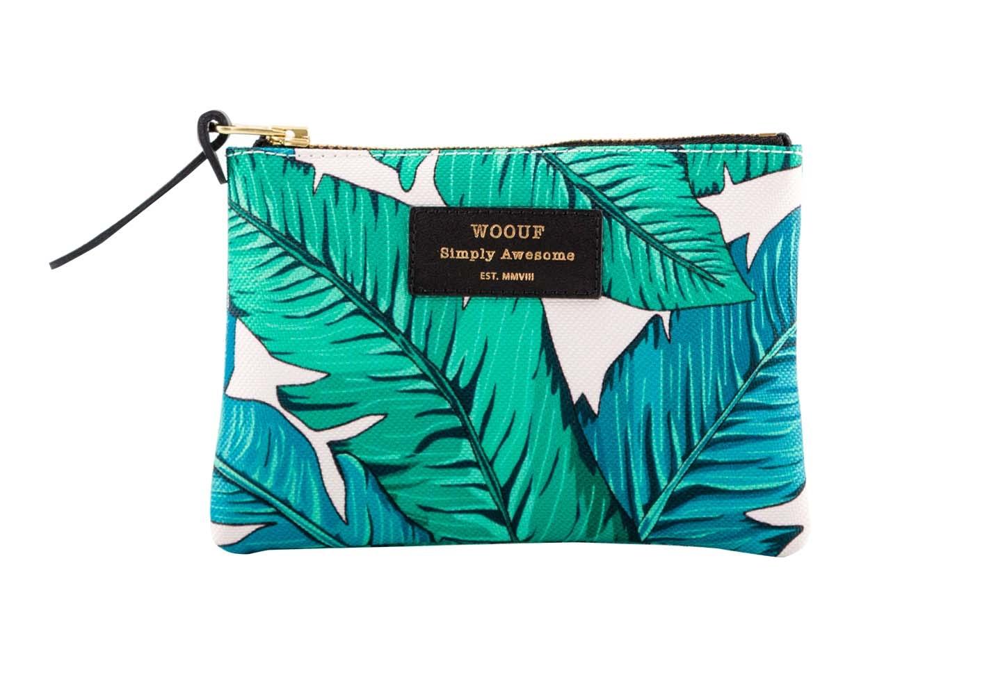 Petite pochette Tropical - WOOUF