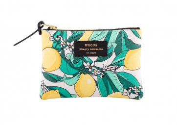 Petite pochette Lemon - WOOUF