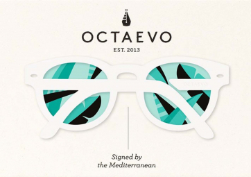Marque pages lunettes blanches - OCTAEVO