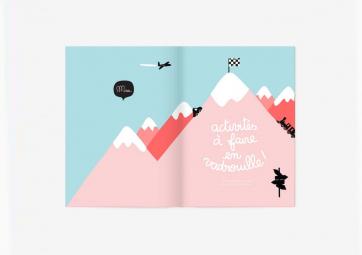 """Livre """" En route pour les vacances """" - MINUS EDITIONS"""
