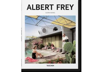 Livre Abert Frey - TASCHEN