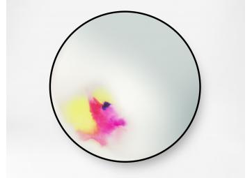 Miroir Petit Francis Rose - Petite Friture