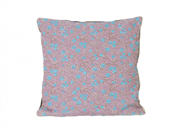 "Coussin ""flower"" rose 40x40 - FERM LIVING"