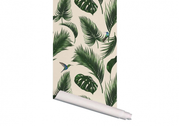 Papier Peint Jungle Sable - PAPERMINT