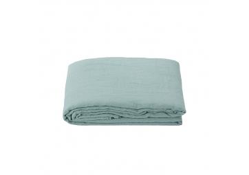 Housse de couette 240x220 lin celadon - LISSOY