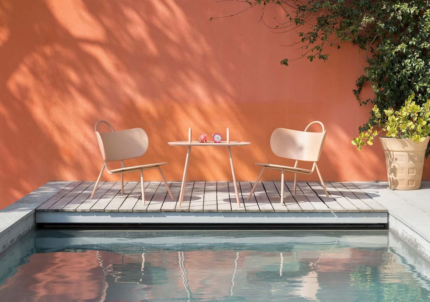 Table d'appoint Swim Outdoor - BIBELO