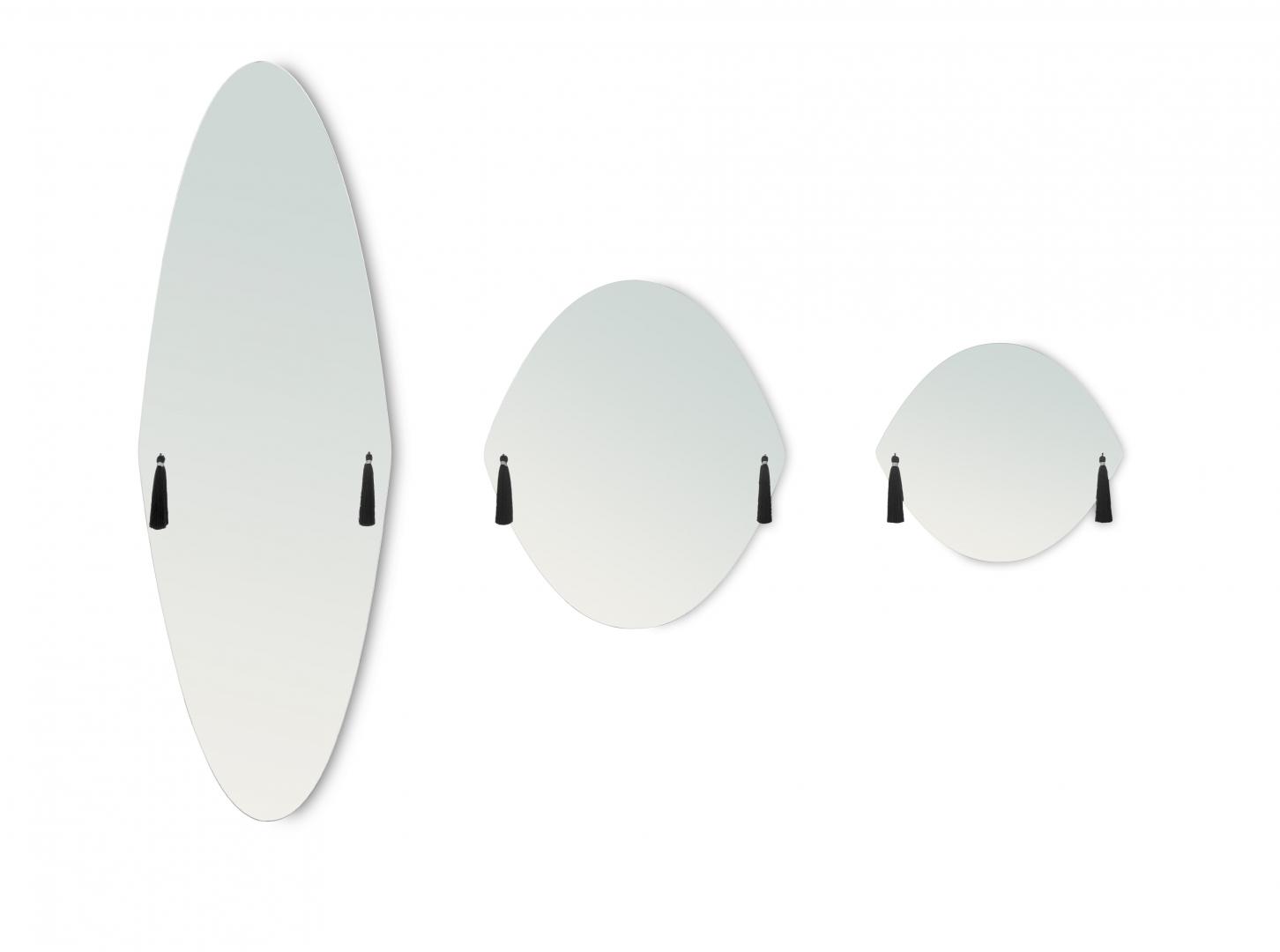 Miroir Panache large - PETITE FRITURE