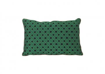 Coussin Mosaic vert - FERM LIVING