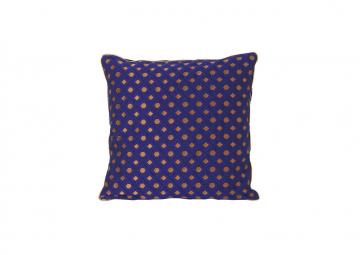 Coussin Mosaic bleu - FERM LIVING