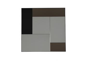 Miroir M 100x100 - NOTRE MONDE