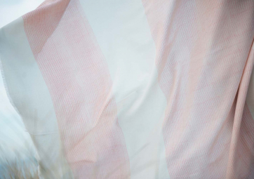Draps Dohar Dana - rose tanné - MILLE ET CLAIRE