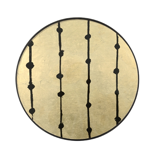 Plateau Brown dots small - NOTRE MONDE