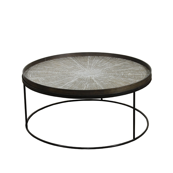Table basse Round Tray XL - NOTRE MONDE