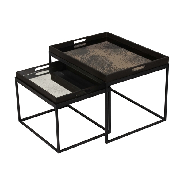 Table basse Rectangle Tray - NOTRE MONDE