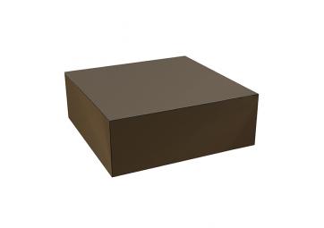 Tables basse Bronze Cube large - NOTRE MONDE