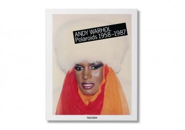 Livre Andy Warhol Polaroids - TASCHEN