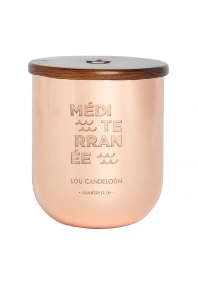 Bougie Méditerranée - LOU CANDELOUN