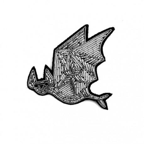 Broche chauve-souris volante - MACON & LESQUOY