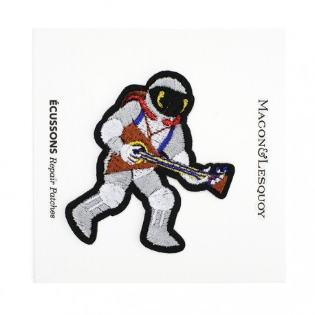 Ecusson Cosmonaute - MACON & LESQUOY