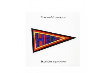 Ecusson Héro - MACON & LESQUOY