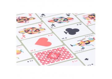 """Jeu de 52 cartes """"King"""" - LES JOUETS LIBRES"""