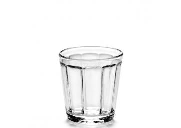 """Lot de 4 petits verres """"Surface"""" - SRAX"""