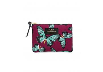 Petite pochette Butterfly - WOOUF