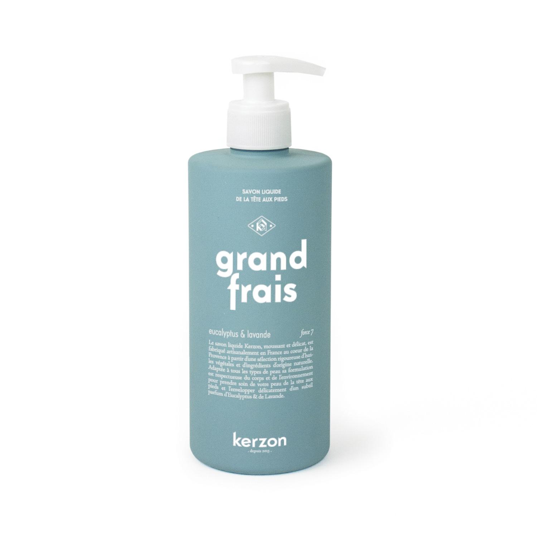 "Savon liquide ""Grand Frais"" - KERZON"