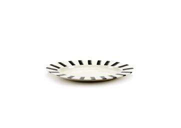 """Plat ovale XL """" Lines """" Pasta - SERAX"""