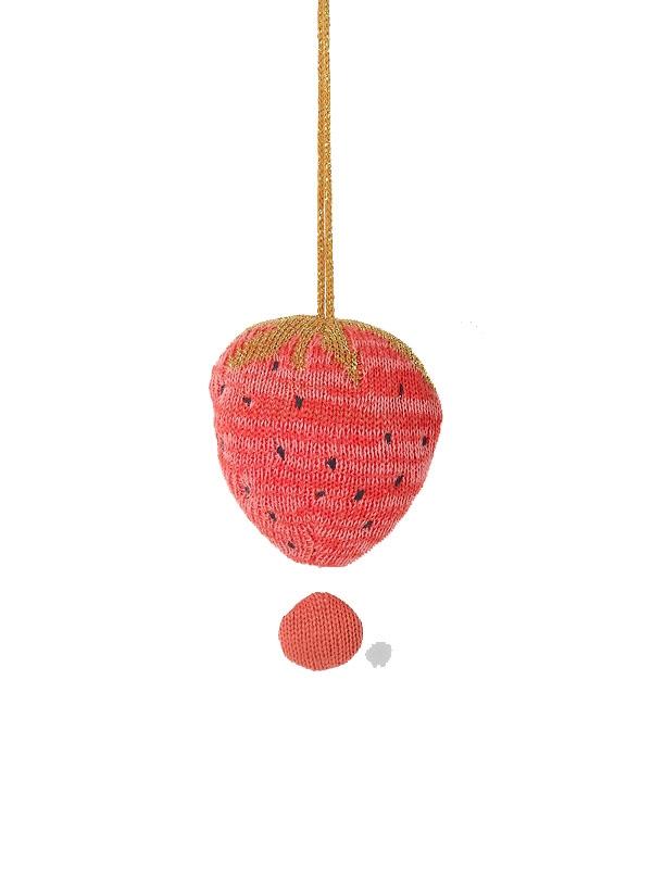 Mobile musical fraise Fruiticana - FERM LIVING