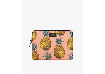 "Housse Ananas Macbook 13"" - WOOUF"