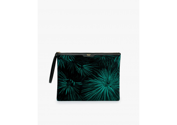 "Pochette en velours ""Amazon"" - WOOUF"