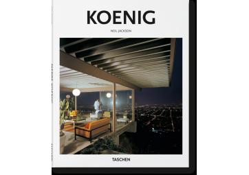 Livre Pierre Koenig - TASCHEN
