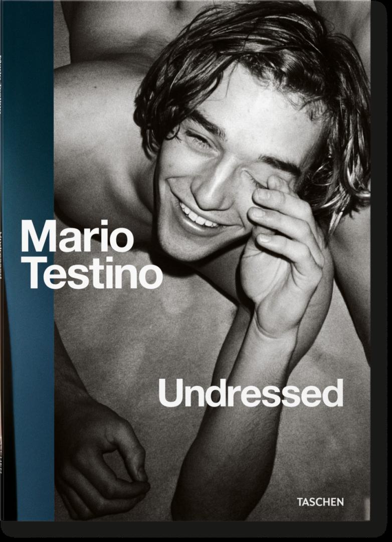 Livre Testino, Undressed - TASCHEN